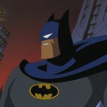 Batman: Mask of the Phantasm Production Cel - ID: aprbatmanRCS8494 Warner Bros.