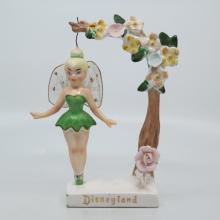 Disneyland Souvenir Ceramic Tinker Bell Figurine - ID: aprdisneyland20261 Disneyana