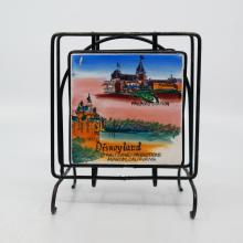 Disneyland Vintage Souvenir Napkin Holder - ID: aprdisneyland20281 Disneyana