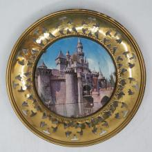 1960s Disneyland Decorative Wall Plate - ID: aprdisneyland20289 Disneyana