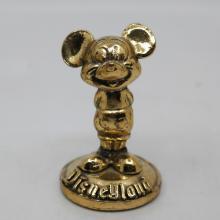 Disneyland Souvenir Mickey Mouse Paperweight - ID: aprdisneyland20299 Disneyana