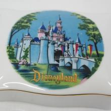 1960s Disneyland Ashtray Holder with Two Ashtrays - ID: aprdisneyland20301 Disneyana