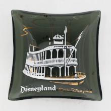 Disneyland Souvenir Mark Twain Plate- ID: aprdisneyland20354 Disneyana