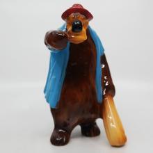 Brer Bear Ceramic Figurine - ID: aprdisneyland20375 Disneyana