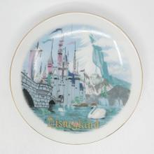 Disneyland Ceramic Souvenir Mini-Plate- ID: aprdisneyland20380 Disneyana
