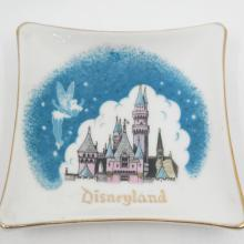 Disneyland Ceramic Ashtray- ID: aprdisneyland20383 Disneyana