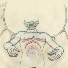 Fantasia Production Drawing - ID: aprfantasia20206 Walt Disney