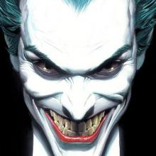 Portrait Of Villainy Joker Print - ID: aprrossAR0096C Alex Ross