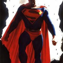 Strength Signed Ross Giclee on Paper Print - ID: aprrossAR0168P Alex Ross