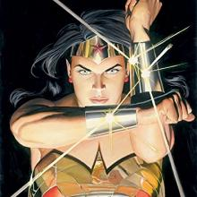Mythology Wonder Woman Lithograph Print - ID: aprrossAR0188ML Alex Ross