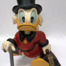 Scrooge McDuck Big Fig - ID: augbigfig20001 Disneyana