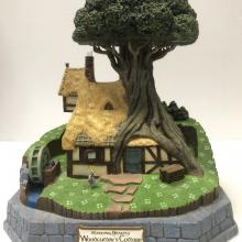 Sleeping Beauty Woodcutter's Cottage Big Fig - ID: augbigfig20015 Disneyana