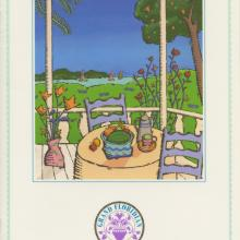Grand Floridian Hotel Cafe Menu - ID: augdismenu20006 Disneyana