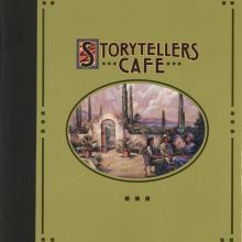 Storyteller Cafe Menu - ID: augdismenu20051 Disneyana