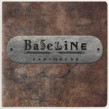 Baseline Tap House Menu - ID: augdismenu20384 Disneyana