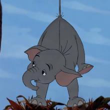 Goliath II Production Cel - ID: auggoliath20738 Walt Disney