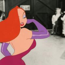 Roger Rabbit Production Cel - ID: augroger20736 Walt Disney