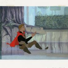 Sleeping Beauty Production Cel - ID: jansleeping20069 Walt Disney
