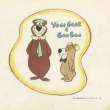 Yogi Bear Studio Pitch Art - ID: julyyogi20237 Hanna Barbera