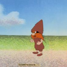 Rabbitson Crusoe Production Cel - ID: julyyosemite20271 Warner Bros.