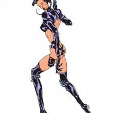 Aeon Flux Sericel - ID: junaeon20101 MTV