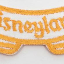 1970s Disneyland Cast Member Patch - ID: jundisneyana20062 Disneyana