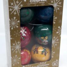 Disney Parks Ornament Set - ID: jundisneyana20157 Disneyana