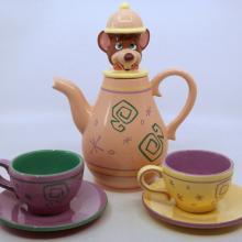 Alice in Wonderland Dormouse Tea Set - ID: jundisneyana20164 Disneyana