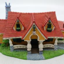 Mickey's House Toontown Miniature Sculpture - ID: jundisneyana20182 Disneyana