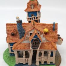 Goofy's House Toontown Miniature Sculpture - ID: jundisneyana20184 Disneyana