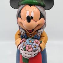 Minnie Mouse Garden Gnome - ID: jundisneyana20193 Disneyana