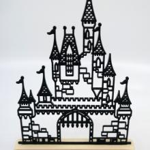 Cinderella's Castle Disney Quote Display - ID: jundisneyana20199 Disneyana