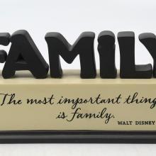 Walt Disney Quote Display - ID: jundisneyana20203 Disneyana