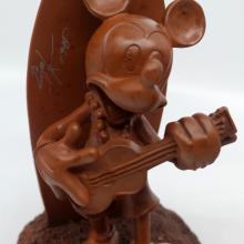 Disney Cruise Line Hawaii Mickey Statue - ID: jundisneyana20252 Disneyana