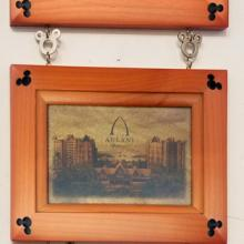 Disney Cruise Lines Frame with Aulani Postcards - ID: jundisneyana20321 Disneyana