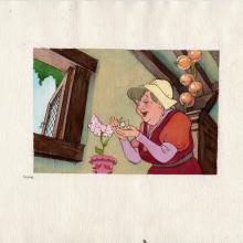 Thumbelina Story Concept Painting - ID: junthumbelina20102 Don Bluth
