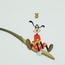 Goofy How to Swim Production Cel - ID: margoofy20018 Walt Disney