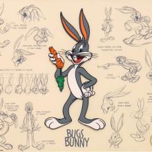 Bugs Bunny Limited Edition - ID: maybugsbunny17776 Warner Bros.