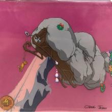 How the Grinch Stole Christmas Production Cel - ID: novgrinch20006 Chuck Jones
