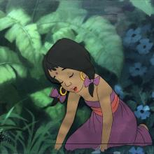 Jungle Book Production Cel - ID: novjungle18134 Walt Disney