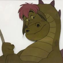 Pete's Dragon Production Cel - ID: novpete20013 Walt Disney