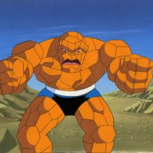 Fantastic Four Production Cel - ID: octfantfour20032 Marvel