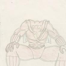Fantastic Four Production Drawing - ID: octfantfour20129 Marvel