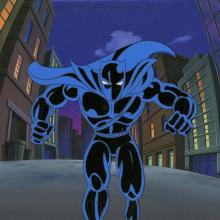 Fantastic Four Production Cel and Background - ID: octfantfour20232 Marvel