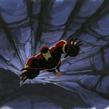 Iron Man Production Cel and Background - ID: octironman20406 Marvel