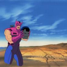 Iron Man Production Cel - ID: octironman20693 Marvel