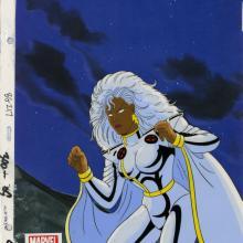 X-Men Production Cel - ID: octxmen20011 Marvel