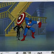 X-Men Production Cel - ID: octxmen20015 Marvel