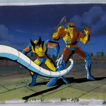 X-Men Production Cel - ID: octxmen20016 Marvel