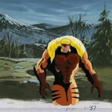 X-Men Production Cel - ID: octxmen20021 Marvel